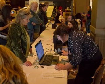 2012 OCFF Conference - Registration Area