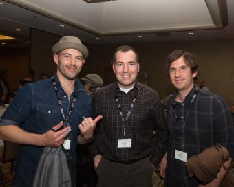 2012 OCFF Conference - Nathan Lawr, James Leacock and Marc Morrissette