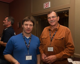 2012 OCFF Conference - OCFF directors Dan Greenwood and Scott Merrifield