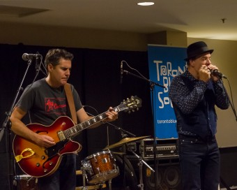 2012 OCFF Conference - Toronto Blues Society sponsored showcase