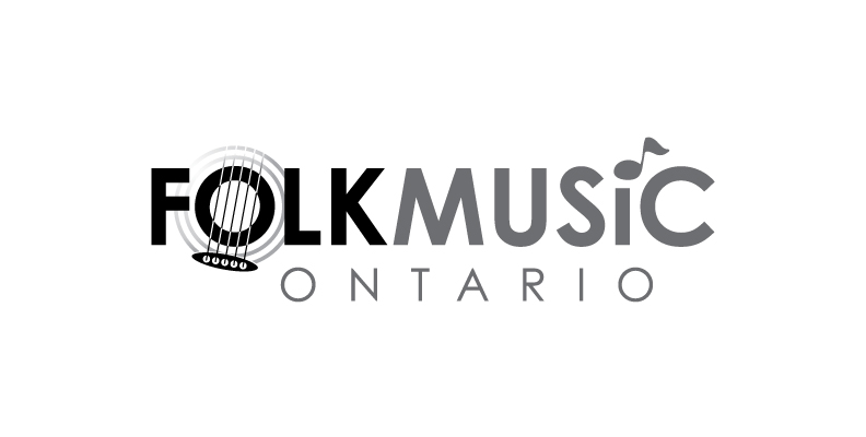 Folk Music Ontario Logos Folk Music Ontario