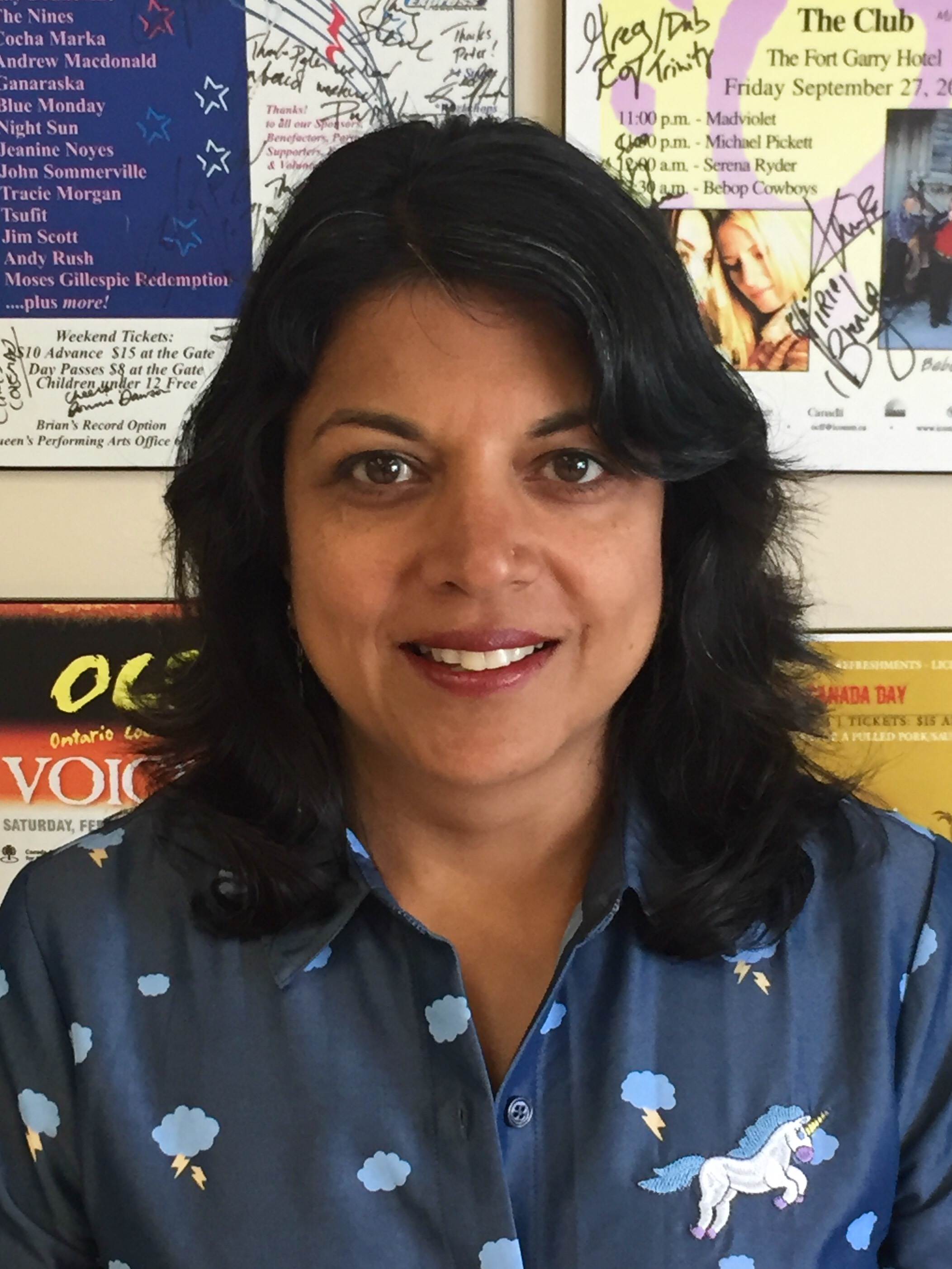 Alka Sharma, Executive Director