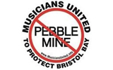 Musicians United to Protect Bristol Bay logo