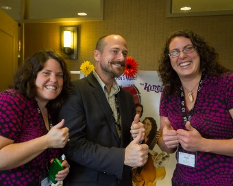 2012 OCFF Conference - The Kerplunks and Wax Mannequin
