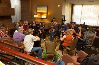 2012 OCFF Conference - Trad Meets World Campfire