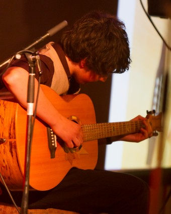 2012 OCFF Conference - Quinn Bachand playing Voyageur