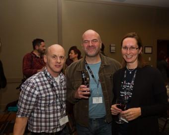 2012 OCFF Conference - Rodney Murphy, David Leask and Marni Thornton