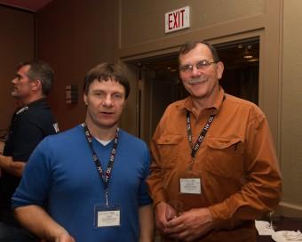 2012 OCFF Conference - OCFF directors Dan Greenwood and Scott Merrifield
