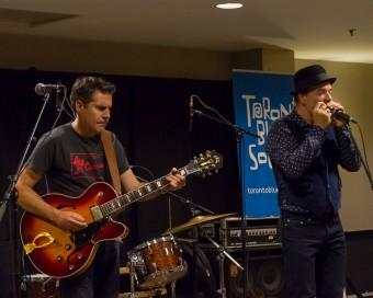 2012 OCFF Conference - Toronto Blues Society sponsored showcase