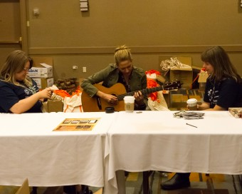 2012 OCFF Conference - Instrument Lock-up and Drop Box room