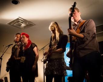 2012 OCFF Conference - Toronto Blues Society sponsored showcase - The 24th Street Wailers