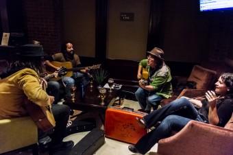 2012 OCFF Conference - Jamming in Luis's Corner