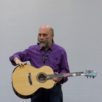 2012 OCFF Conference - Grit Laskin - Luthiers' Room