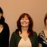 2012 OCFF Conference - Ann Vriend, Emily Mitchell and Emily Kohne