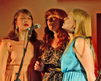 2012 OCFF Conference - The Musettes