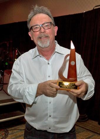 2012 OCFF Conference - Estelle Klein Award winner Arthur McGregor